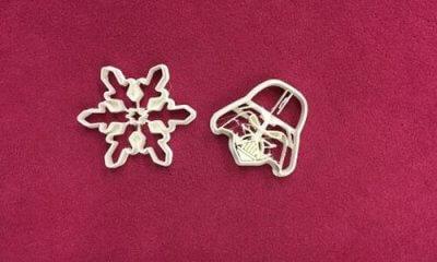 Ausstechformen aus dem 3D-Drucker