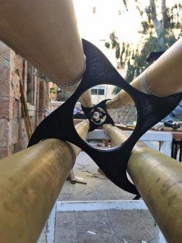 3D-gedruckte Gelenke