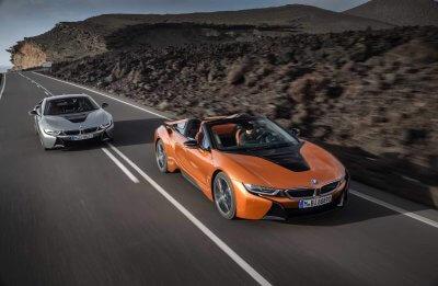 BMW i8 Roadstar