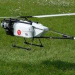 Drohne von Evonik