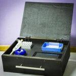 erweiterbar mit Thermocycler und Mikroskop