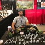 Aiman Akhtar mit Fungisaurs