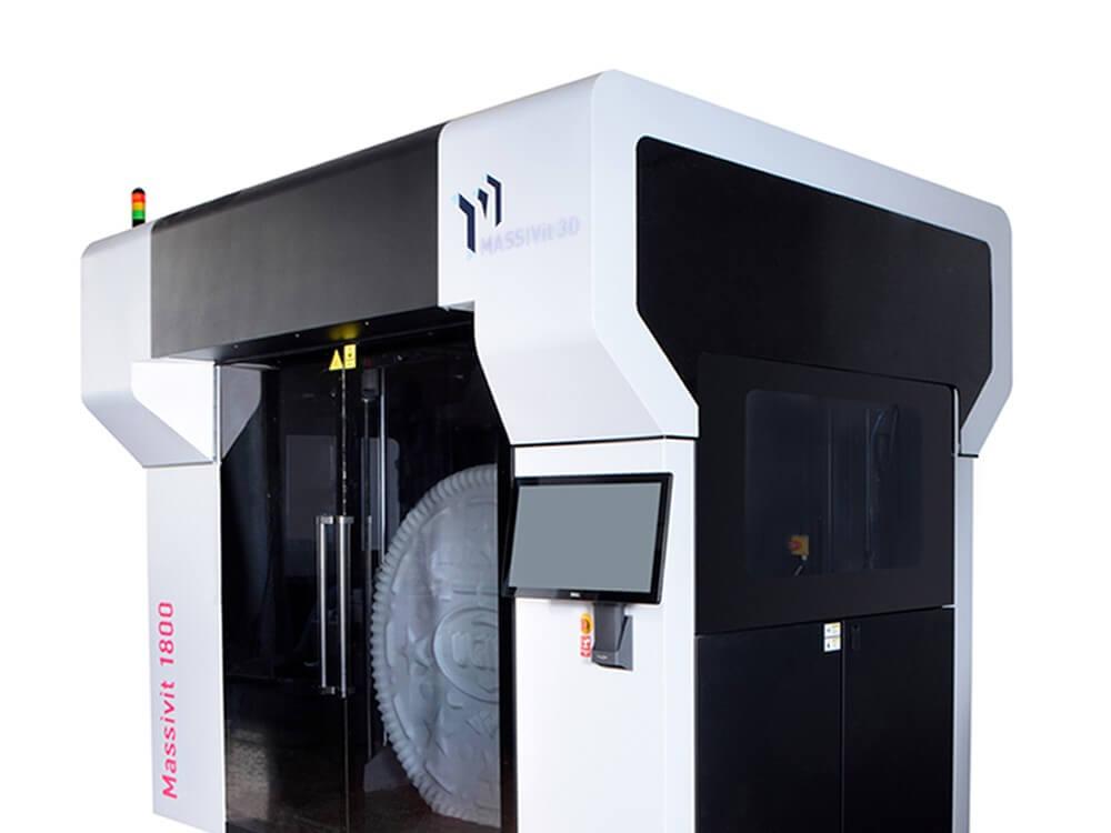 Hersteller für Schilder und Werbe-Displays, Pictographics, setzt auf Großformat-3D-Drucker für Innovationen und Wettbewerbsvorteil