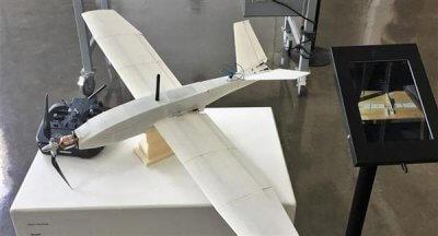 Kostengünstige 3D-gedruckte Drohne US Marine