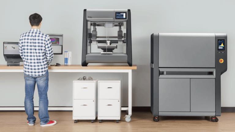 3D-Drucker-Hersteller Desktop Metal sammelt 160 Millionen US-Dollar Kapital in Finanzierungsrunde