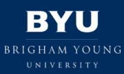 Logo Brigham Young University