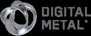 Digital Metal Logo.