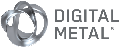 Digital Metal Logo