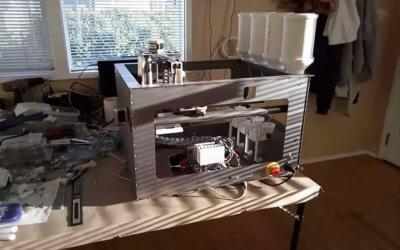 iro3d bietet einen desktop metall 3d drucker f r nur 5000 dollar. Black Bedroom Furniture Sets. Home Design Ideas