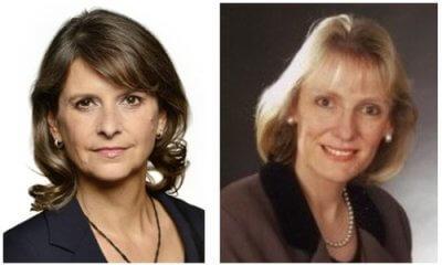 Frau Dr. Regina Klakow-Franck und Frau Dr. Andrea Lietz-Partzsch