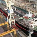 Werft von Navantia in Puerto Real