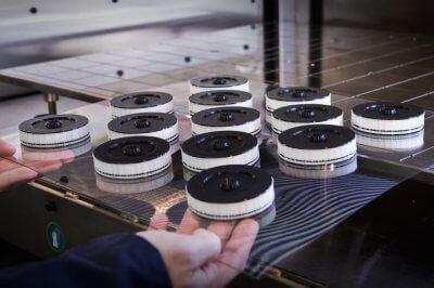 3D-Druck-Plattform ermöglicht Fertigung einzelner Objekte, aber auch von Kleinserien.