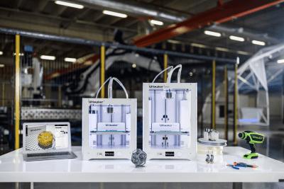 Bosch investiert in Ultimaker