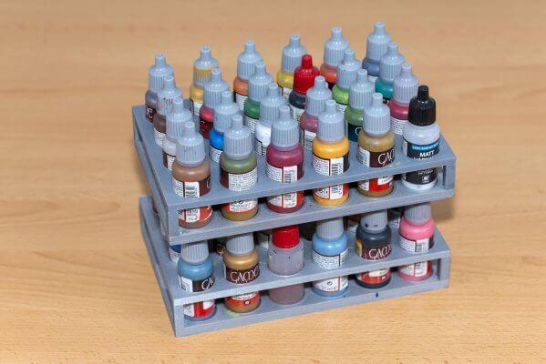 Farben für 3D-Objekte
