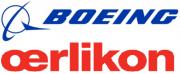 Logo Boeing und Oerlikon