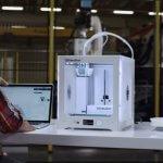 Ultimaker 3 Extended 3D-Drucker bei Bosch