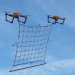 Drohne als Abfangjäger