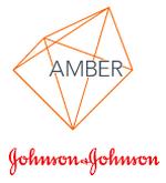 Logo Johnson & Johnson und AMBER