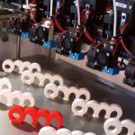 3D-Drucker mit 10 Druckköpfen