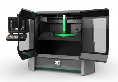 5-Achs-Gantry 175X 3D-Drucker HAGE3D