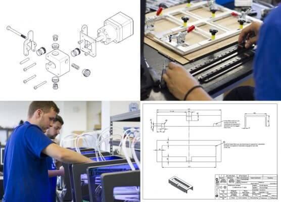 Der Sigmax von BCN3D ist ein professioneller FFF 3D-Drucker