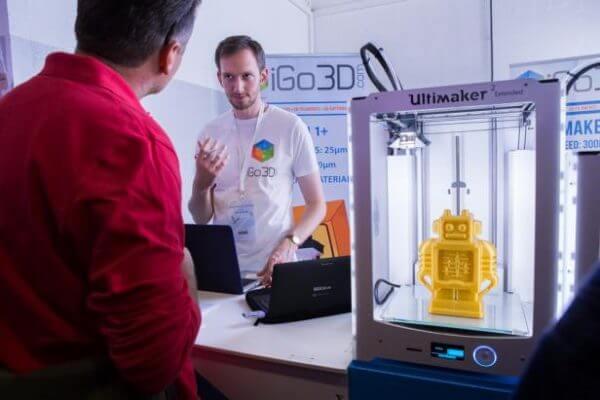 Eindrücke Maker Faire