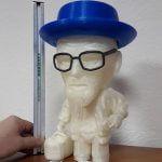 Heisenberg aus dem 3D-Drucker
