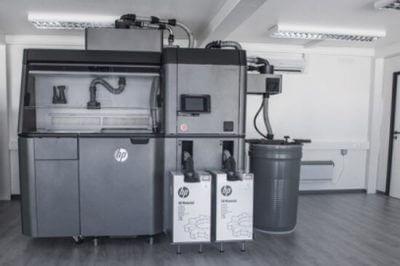 HP Jet Fusion-3D-Drucker