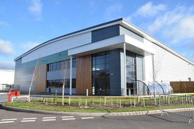 Material Solutions 3D-Druck-Fabrik Großbritannien