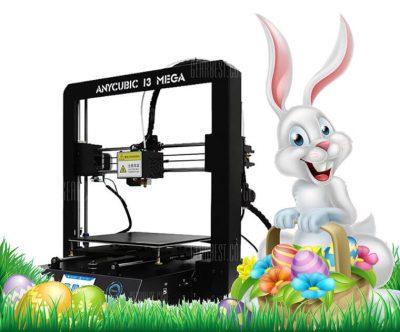 3D-Drucker zu Ostern