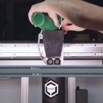 3D-Drucker mit Pellets