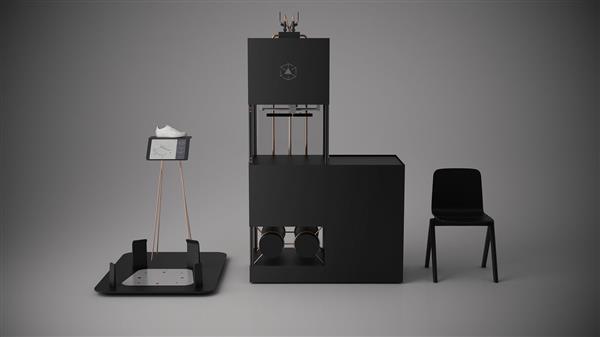 ECCO plant mit Quant U maßgeschneiderte Schuhe aus dem 3D