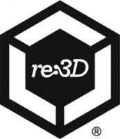 re:3d Logo
