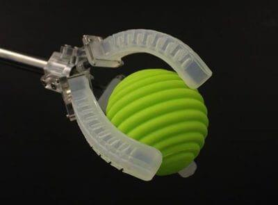 Robotergreifer mit Sensoren von Forschern der Harvard University