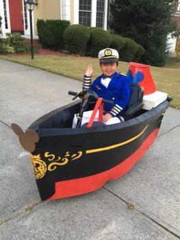 Kapitän Boot Magic Wheelchair