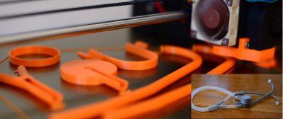 Stethoskop aus dem 3D-Drucker