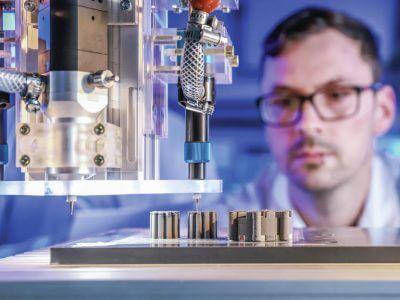 Weltweit erster Elektromotor aus dem 3D-Drucker