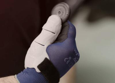 Fingerlinge im Einsatz