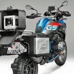 fiktives Motorrad mit 3D-Drucker