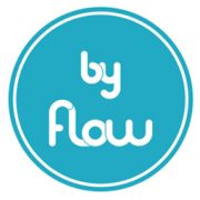 by flow logo