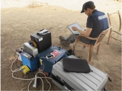 3D-Drucker im Sudan