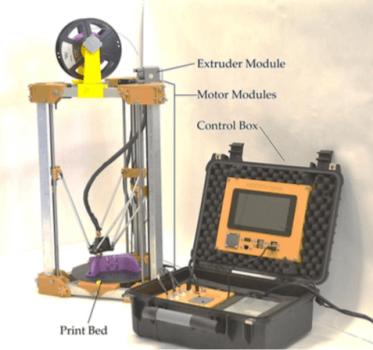Kijenzi 3D-Drucker