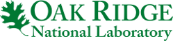 Logo Oak Ridge National Laboratory