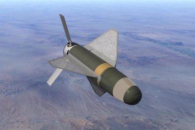 Bild eine Sprengkopfes für Hyperschallflugzeuge