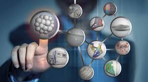Bild mit Firmen, die an Konferenz teilnehmen, die SLM veranstaltet