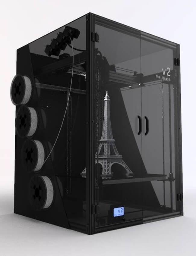 3D-Drucker The Beast V2