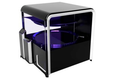 Abbildung eines 3D Currax MRK X