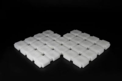 gedruckte Liquid System Pneumatics