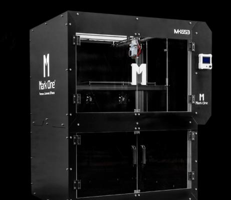 der Mark One 3D-Drucker