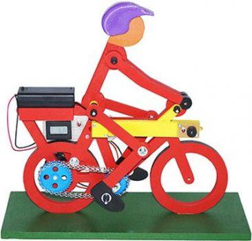 Elektrofahrrad aus dem 3D-Drucker